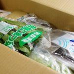 有機食材宅配「大地を守る会」のお試しセット、これいいかも!