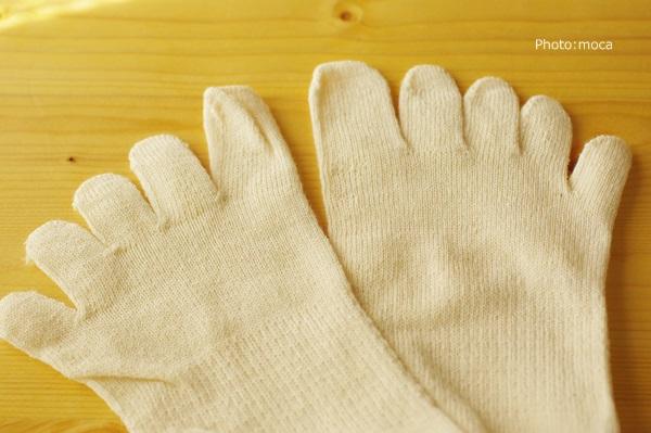 シルクパーティーの冷えとり靴下 「絹木綿 冷えとり道場 3足組」冷えとり初心者の方におすすめ