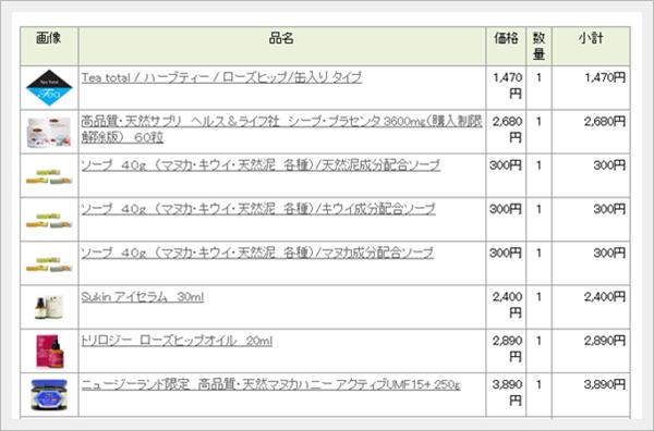 ニュージーランドから直送!日本語でお買い物できる「ブリリアント ライフ プロダクツ」でお買い物しました