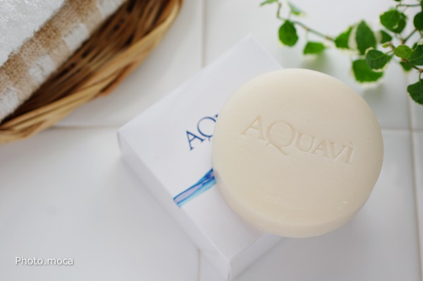 アトピー肌や乳児湿疹にもおすすめ 酵素とミネラルの石けん「アクアヴィソープ」