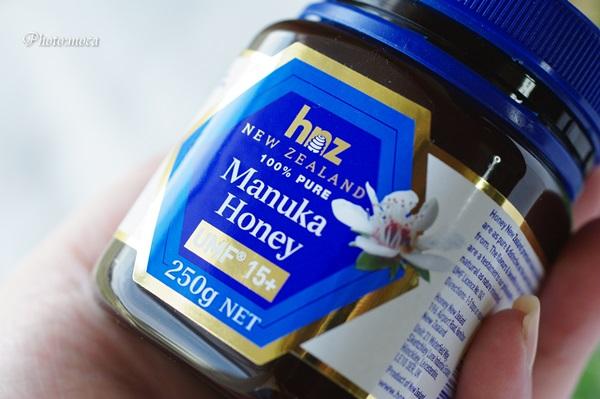 ニュージーランド限定 高品質・天然マヌカハニー アクティブUMF15+