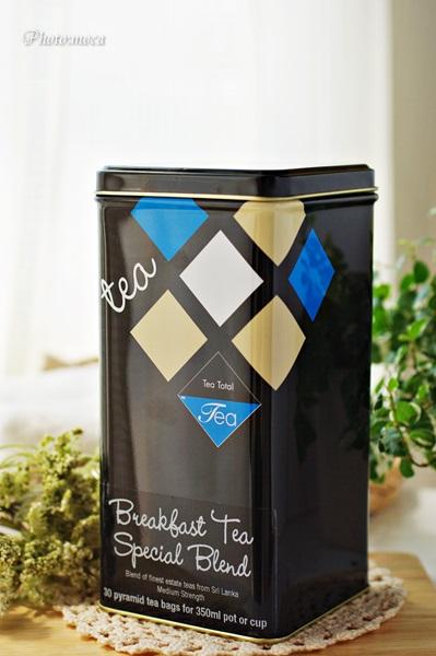 Tea total ブレックファスト スペシャルブレンド 三角ティーバッグ