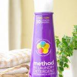 地球に優しいエコ洗剤 メソッド(Method)8倍濃縮洗濯洗剤