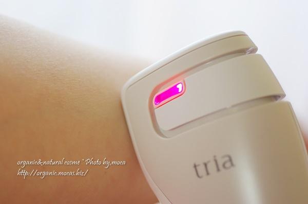 トリア レーザー美顔器「スキン エイジングケアレーザー」を使い出して1週間たちました