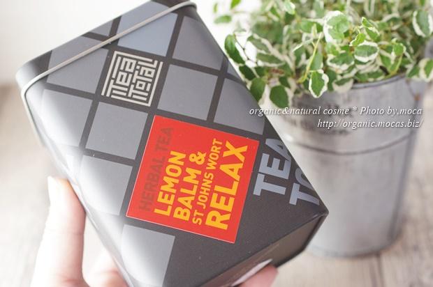Tea total / ハーブティー / リラックスティー 缶入りタイプ