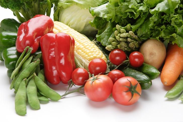 敏感肌のための紫外線対策2:紫外線対策に効果的な食品を積極的に食べよう