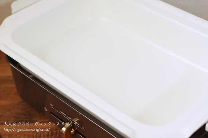 別売りのセラミックコート鍋の詳細